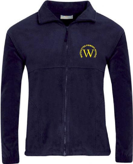 Watchlytes Primary Navy Fleece